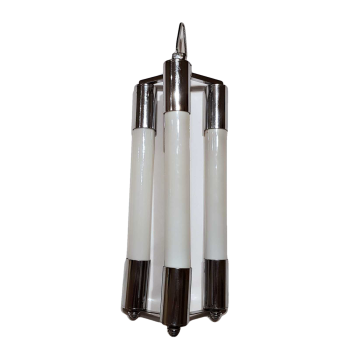 Stunning modernist Art Deco ceiling light
