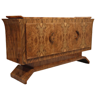 Stunning Art Deco sideboard by Hille
