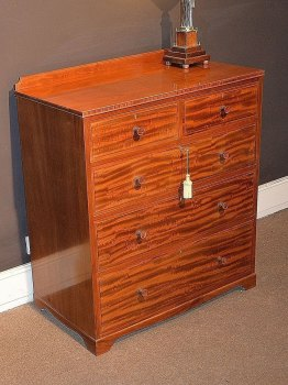 Heal's of Mahogany Chest of Drawers