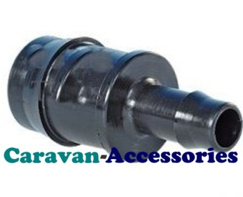 """HCON1520 Hose Adaptor 15mm - 20mm (1/2"""" to 3/4"""")"""