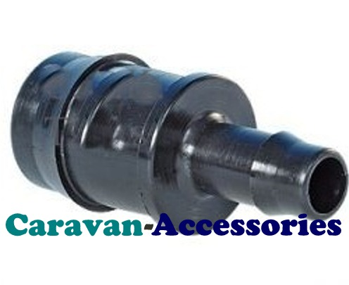 "HCON1520 Hose Adaptor 15mm - 20mm (1/2"" to 3/4"")"