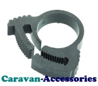 "HBN 20mm (3/4"") Nylon Snap Hose Clips ""For Underwater Use"" (SIZE N)"