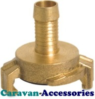 "HFQBH075 Brass 3/4"" Hose Barb For (HFQB) Quick Connect Water Fittings"