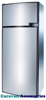 RMD8551L Dometic 8 Series Fridge Freezer (Seprate Compartments) - 190 Litre - 3-Way - Left Hand Hinged - MES - Manual Energy Selector