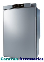 RMS8400L Dometic 8 Series Fridge Freezer (Step Version) - 85 Litre - 3-Way - Left Hand Hinged - Battery Peizo Ignition