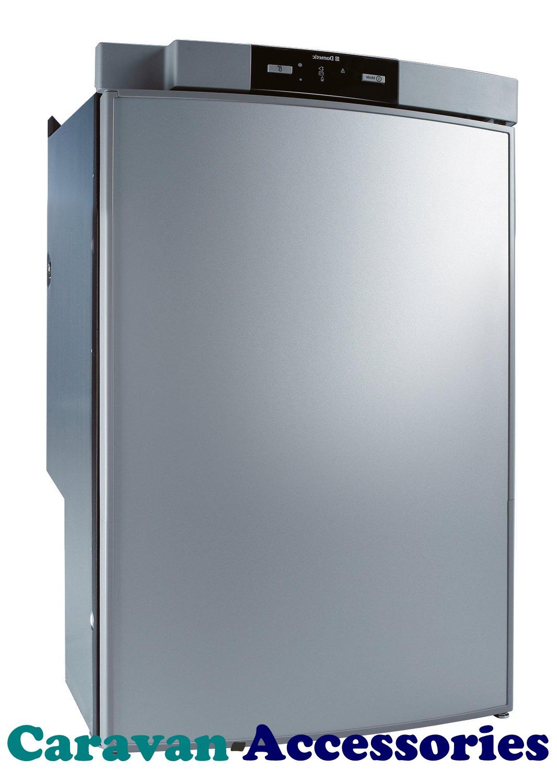 RMS8401R Dometic 8 Series Fridge Freezer (Step Version) - 85 Litre - 3-Way