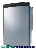 RMS8500L Dometic 8 Series Fridge Freezer (Step Version) - 96 Litre - 3-Way - Left Hand Hinged - Battery Peizo Ignition