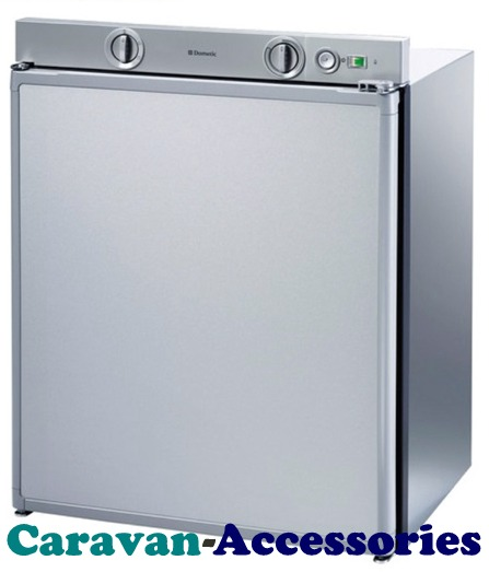 RM5310 Dometic Fridge Freezer - 60 Litre - 3-Way - Left Hand Hinged - Batte