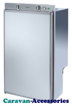 RM5330 Dometic Fridge Freezer (Step Version) - 70 Litre - 3-Way - Left Hand Hinged - Battery Ignition