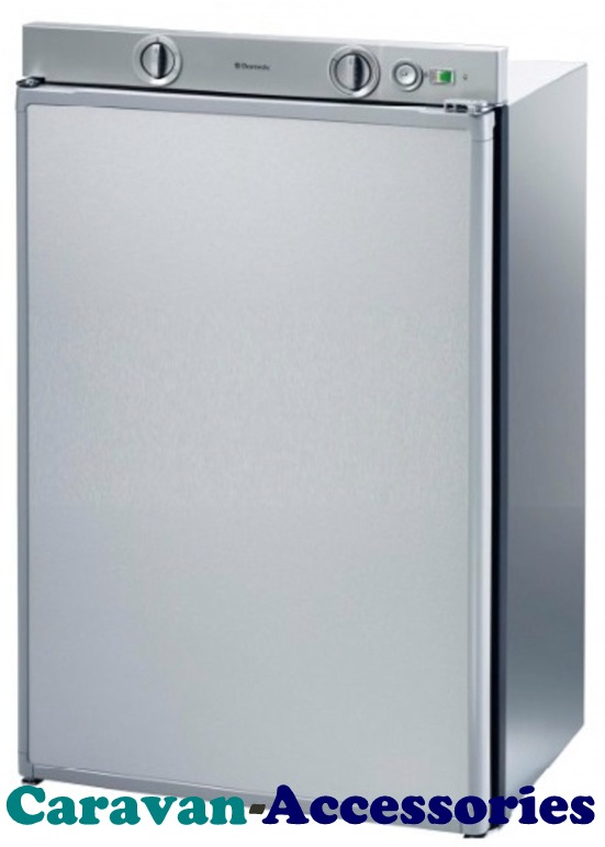 RM5380 Dometic Fridge Freezer - 80 Litre - 3-Way - Left Hand Hinged - Batte