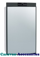 RM8400R Dometic 8 Series Fridge Freezer - 95 Litre - 3-Way - Right Hand Hinged - Battery Pezio Ignition