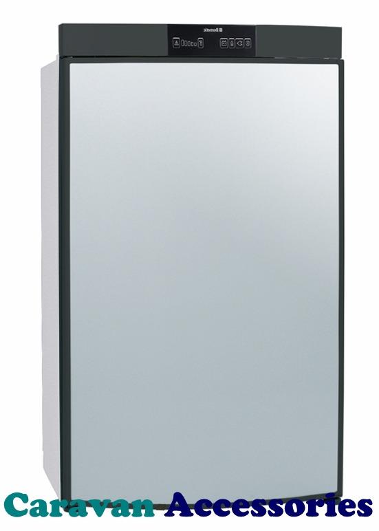 RM8401R Dometic 8 Series Fridge Freezer - 90 Litre - 3-Way - Right Hand Hin