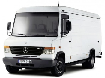 BX076 Mercedes 609, 709, 811, 814 & Vario Tall Window (1986 ONWARDS) 9 Layer Internal Silver Thermal Screen SPECIAL ORDER