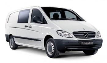 BX094 Mercedes Vito & Viano (10/2003 ONWARDS) 9 Layer Internal Silver Thermal Screen