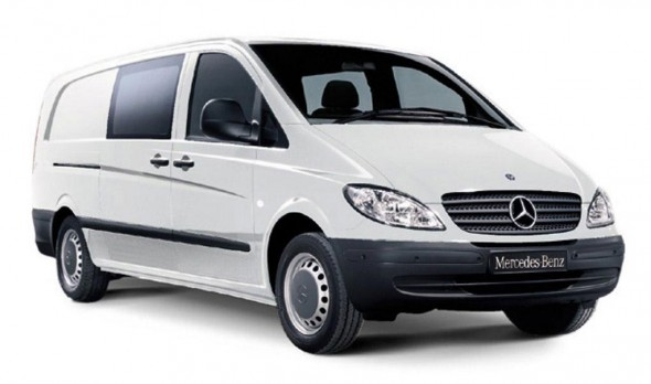 BX094 Mercedes Vito & Viano (10/2003 ONWARDS) 9 Layer Internal Silver Therm