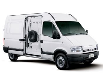 BX202 Renult Master & Vauxhall Movano (1998-2010) Iveco Daily (2000 ONWARDS) 9 Layer Internal Silver Thermal Screen