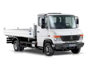 BX206 Mercedes 609, 709, 811, 814 & Vario Truck Small Window (1986 ONWARDS) 9 Layer Internal Silver Thermal Screen SPECIAL ORDER