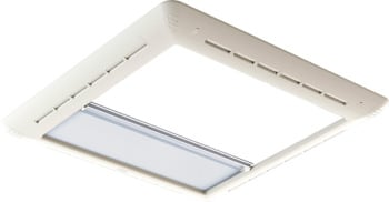 FRV40ROLOLED Fiamma Rollo Vent Kit For 160 Rooflights 400mm x 400mm