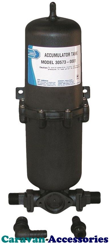 JM30573-0000 JABSCO 1 Litre Accumulator Tank With Membrane