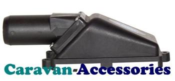 """JM29290-1010 JABSCO 38mm (1 1/2"""") Strum Box Stainer For Diaphram Pumps"""