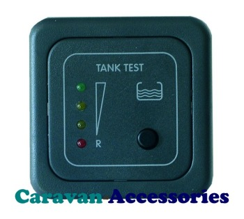 CBE MTT/G Water Gauge For Fresh Tank Levels with LED Display (Grey)