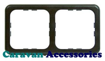 CBE MAC2P/G Twin Modular Frame (Grey)