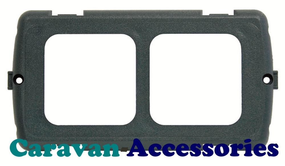 CBE MAT2NL/G Modular Frame For CBE Sockets (Grey)