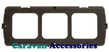 CBE MAT3NL/G Modular Frame For CBE Sockets (Grey)