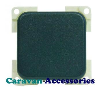 CBE MCP/G Single Push Button Modular Switch (Grey)