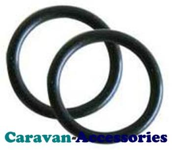 (006) Truma Spare 101022 Carver Cascade Drain Plug O-Ring