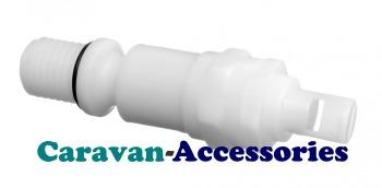 (012) Truma Spare 101039 Carver Cascade Pressure Release Valve & Fast Drain Valve