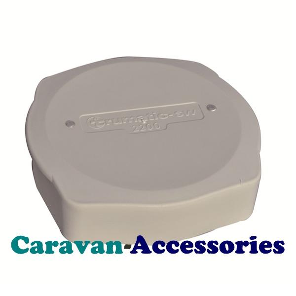 Truma 30020-01800 S2000 Heater Flue Cover Cap