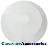 Truma Spare 30700-03 Roof Cowl Top T-3 Cream For S3002P