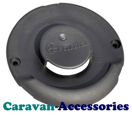 Truma 34000-14400 Truamitc C3402 Cowl Outer Black (Inc. 2 Fixing Screws)