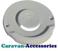 Truma Spare 34000-15000 Truamitc C3402 Cowl Outer Light Grey (Inc. 2 Fixing Screws)