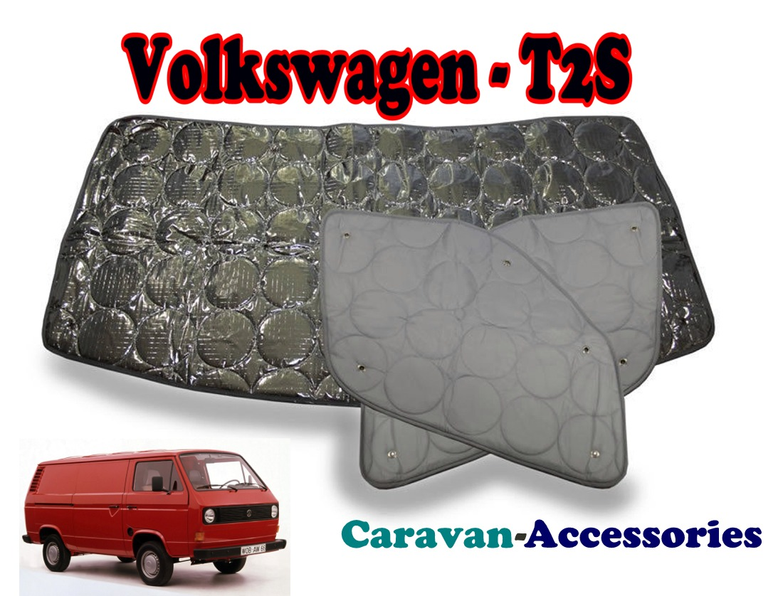 BX110 Volkswagen T2S Transporter (1980-1990) 9 Layer Internal Silver Therma