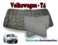 BX111 Volkswagen T4 Transporter (1991 ONWARDS) 9 Layer Internal Silver Thermal Screen