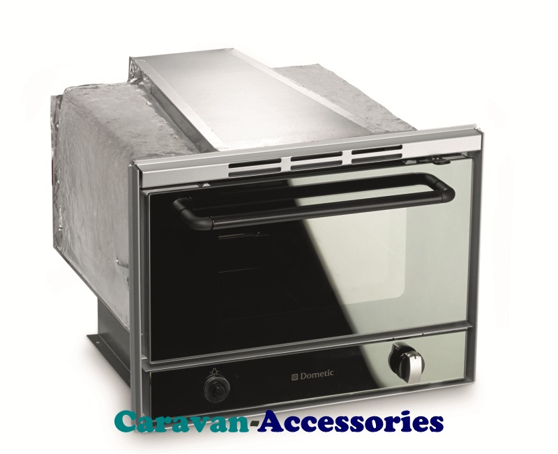 OV 1800 Dometic 18 Litre Oven with Panoramic Glass Door