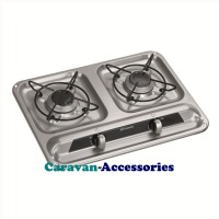 Dometic HB 2325 2-Burner Hob 9103301737