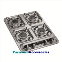 Dometic HB 4500 4-Burner Hob 9103301748
