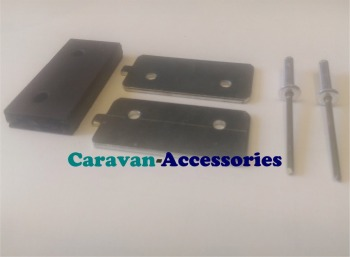 SMEV Spare 555 Mini Grill Door Magnet Replacement Kit (105 31 25-52/0)