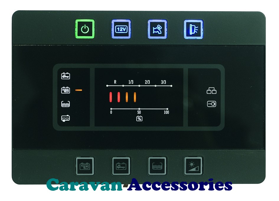 CBE PC180 Charge & Control System For Caravans, Motorhomes & Trucks Install