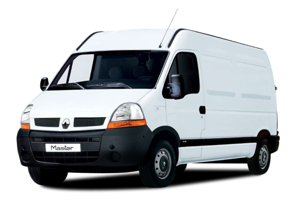 Renault Master & Vauxhall Movano (1999 to 2009)
