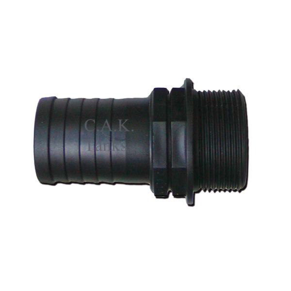 STR40MT Megadrain 40mm Barbed Fitting Male Thread