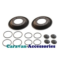 Whale Spare AK0502 Service Kit For Gusher Galley MK1/2 Manual Pump WAK0502