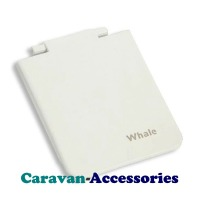 Whale Spare AK1401 Watermaster Socket Flap Down Cover White WAK1401