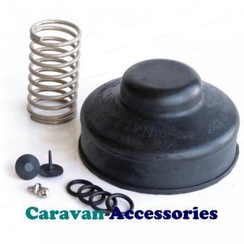 Whale Spare AK4615 Service Kit For Baby Foot Pump Inc. Diaphragms & Valves WAK4615