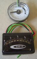 GT622GT GAS-IT Under-slung Remote Gas Tank Level Indicator 12 Volt
