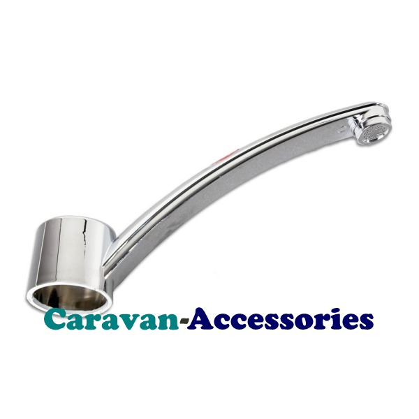 Whale Spare AK6310 Spare Spout for Elite Taps Chrome Finish WAK6310