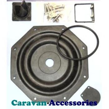 Whale Spare AK8050 Service Kit for MK V(5) Universal Pumps (Diaphragms, Valves & Fixings) WAK8050